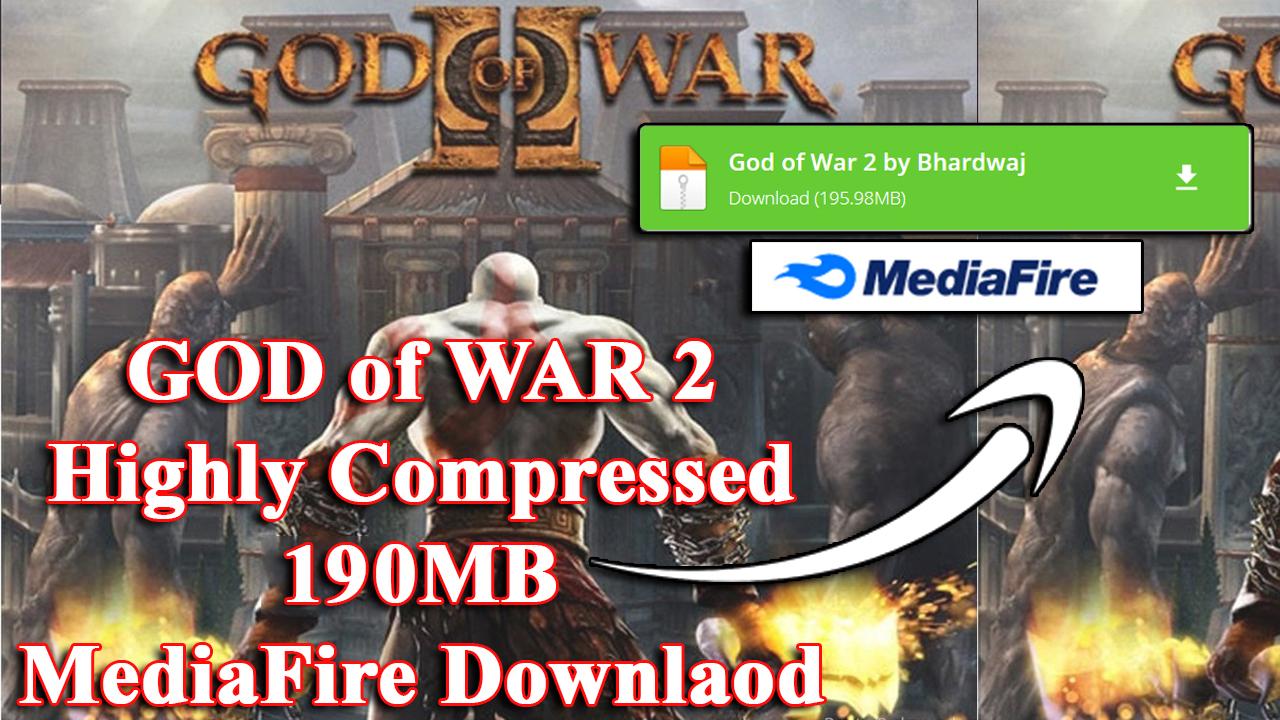 God Of War 2 ISO