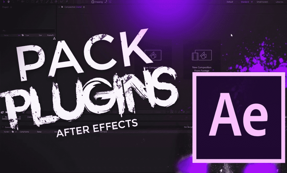 How to Install Adobe After Effect Plug-ins