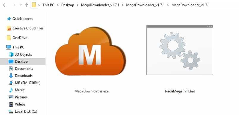 Mega Link to Direct Download