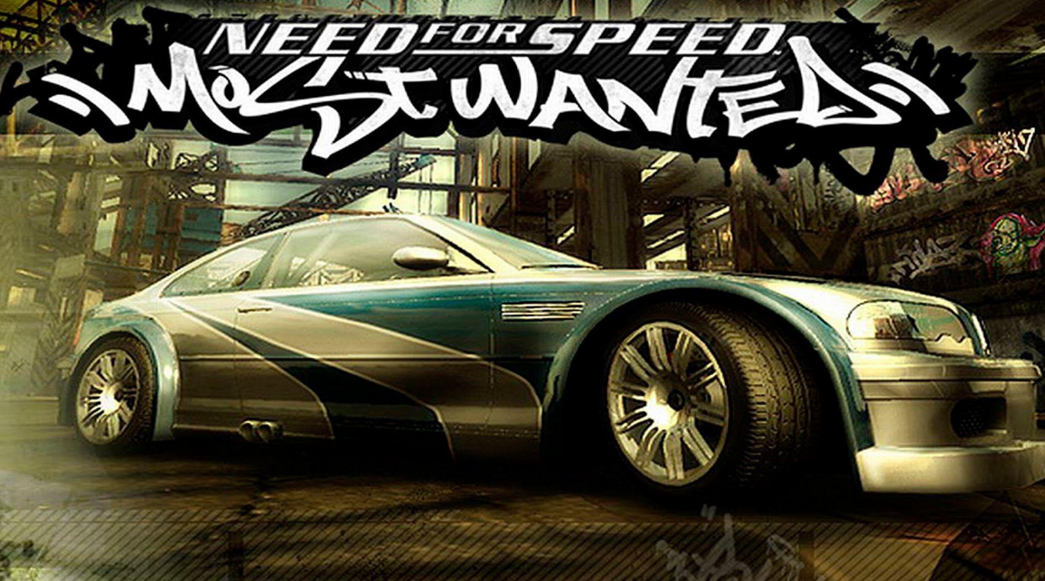 NFS Most Wanted ISO PPSSPP