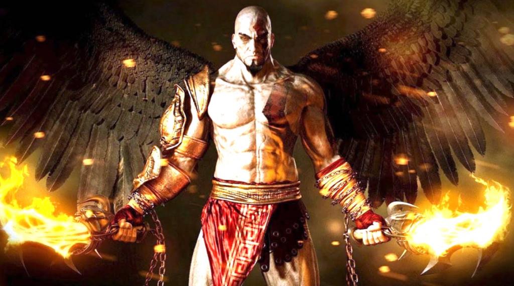 God Of War 1 ISO
