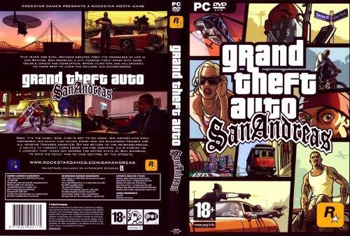 GTA-SanAndreas for PC