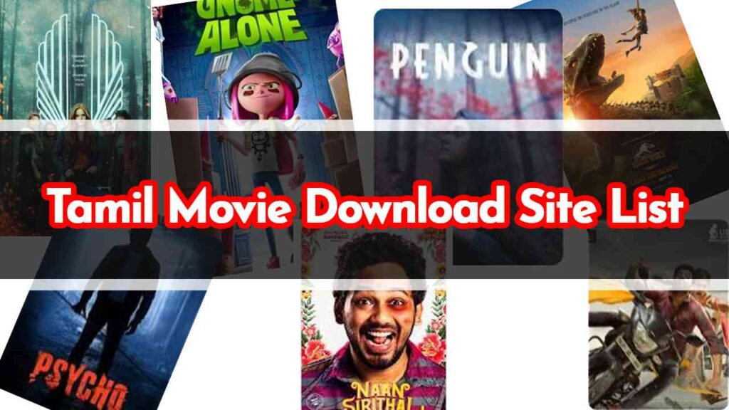 Tamil Movie Download Site List