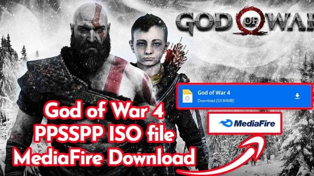 Download God Of War 4