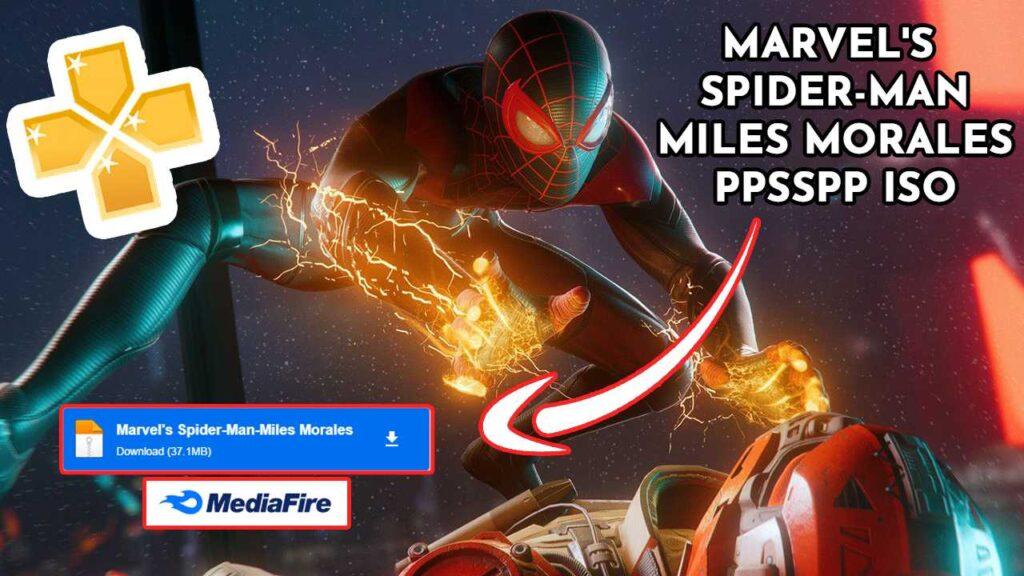 Download Marvel Spider-Man Miles Morales